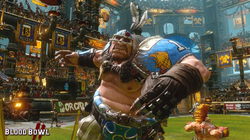 Screenshot 3 - Blood Bowl 2