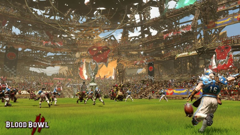 Screenshot 2 - Blood Bowl 2