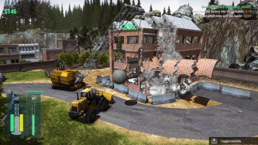 Screenshot 10 - Construction Machines Simulator 2016
