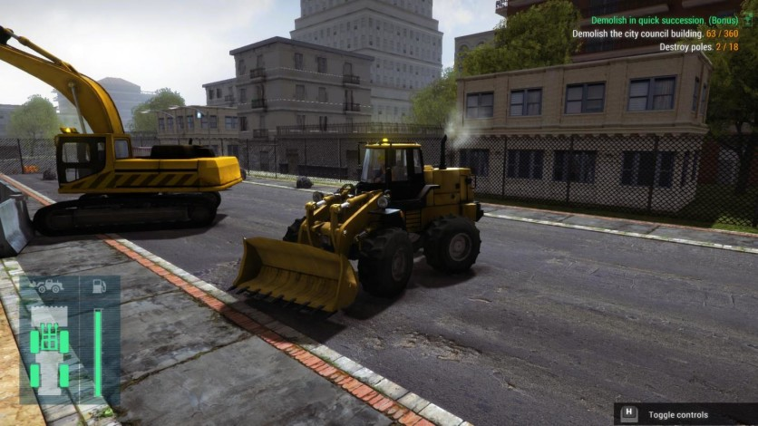 Screenshot 7 - Construction Machines Simulator 2016