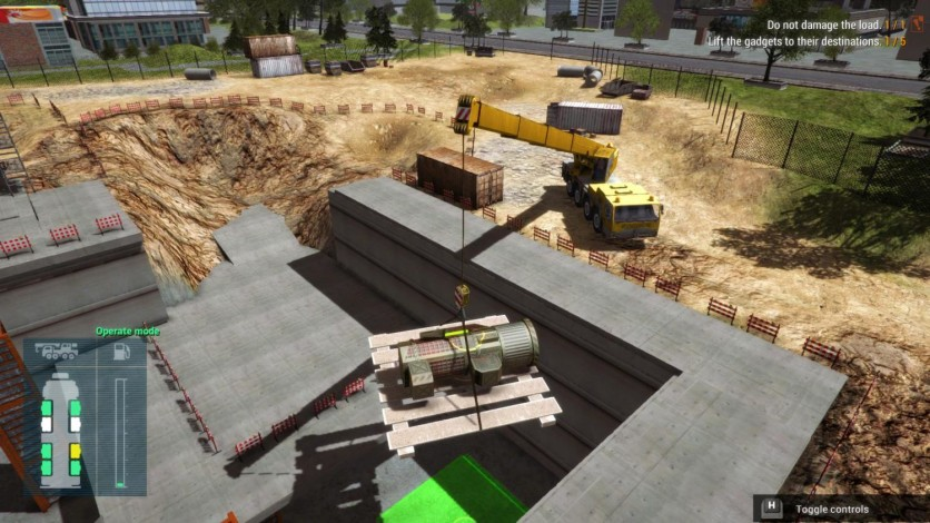 Screenshot 9 - Construction Machines Simulator 2016