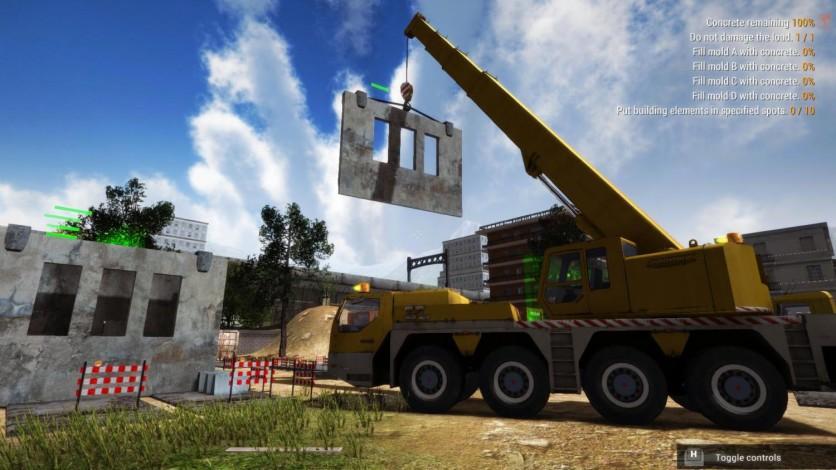 Screenshot 8 - Construction Machines Simulator 2016