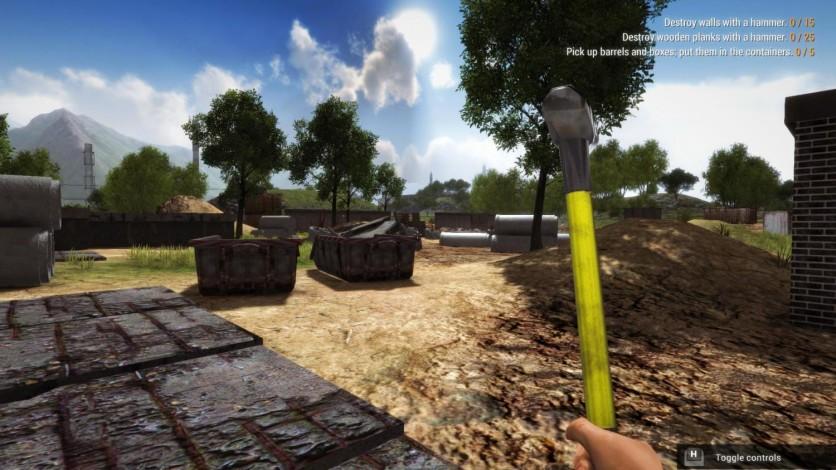 Screenshot 4 - Construction Machines Simulator 2016