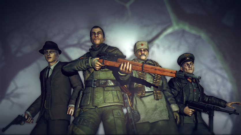 Screenshot 3 - Sniper Elite: Nazi Zombie Army
