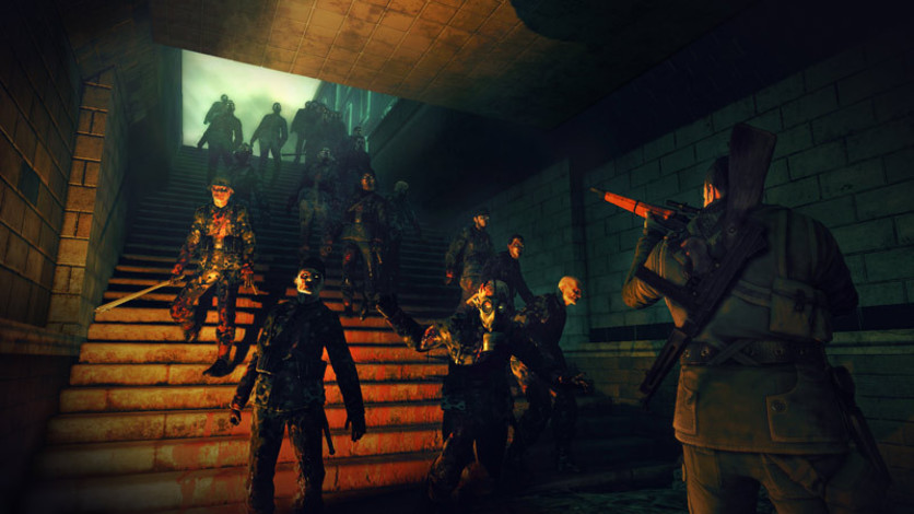 Screenshot 7 - Sniper Elite: Nazi Zombie Army