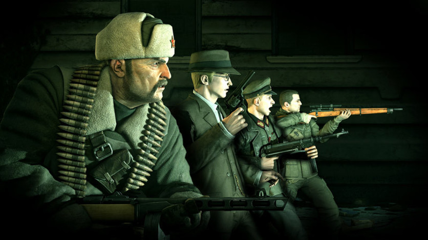 Screenshot 4 - Sniper Elite: Nazi Zombie Army