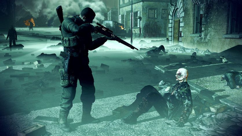 Screenshot 8 - Sniper Elite: Nazi Zombie Army
