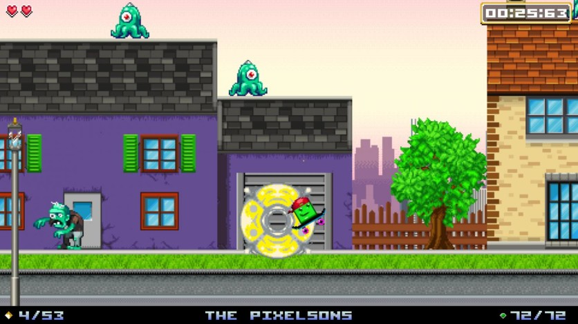 Screenshot 4 - Life of Pixel