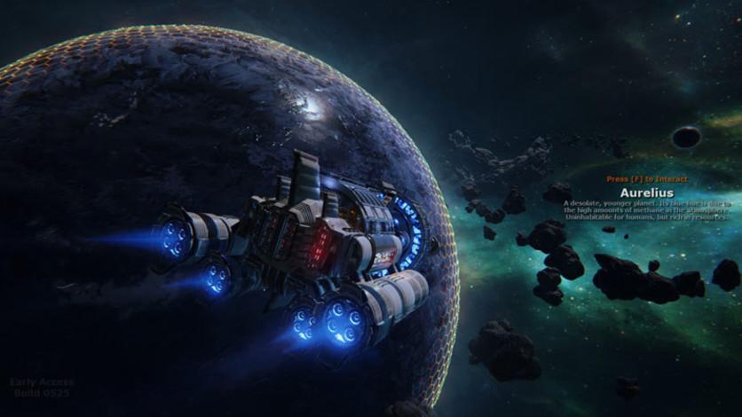 Screenshot 2 - Into the Stars