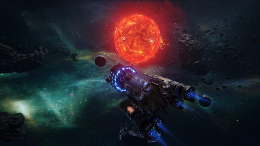 Screenshot 4 - Into the Stars