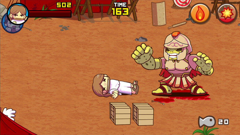Screenshot 15 - Fist of Jesus