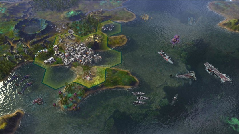 Screenshot 6 - Sid Meier's Civilization: Beyond Earth - Rising Tide