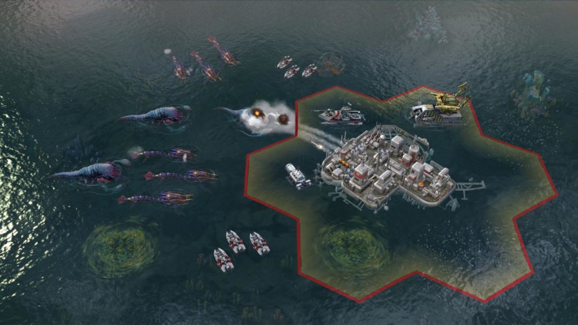 Screenshot 5 - Sid Meier's Civilization: Beyond Earth - Rising Tide (MAC)