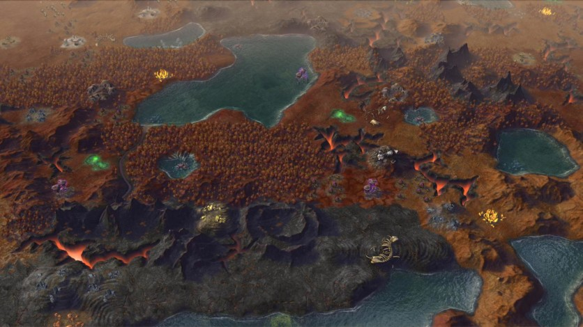 Screenshot 4 - Sid Meier's Civilization: Beyond Earth - Rising Tide (MAC)