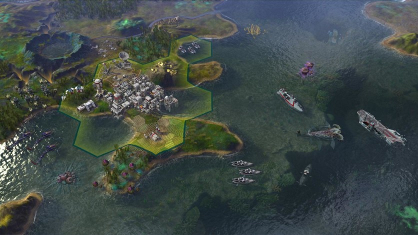 Screenshot 6 - Sid Meier's Civilization: Beyond Earth - Rising Tide (MAC)