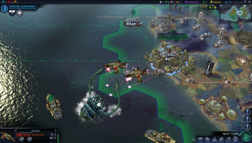 Screenshot 15 - Sid Meier's Civilization Beyond Earth - The Collection
