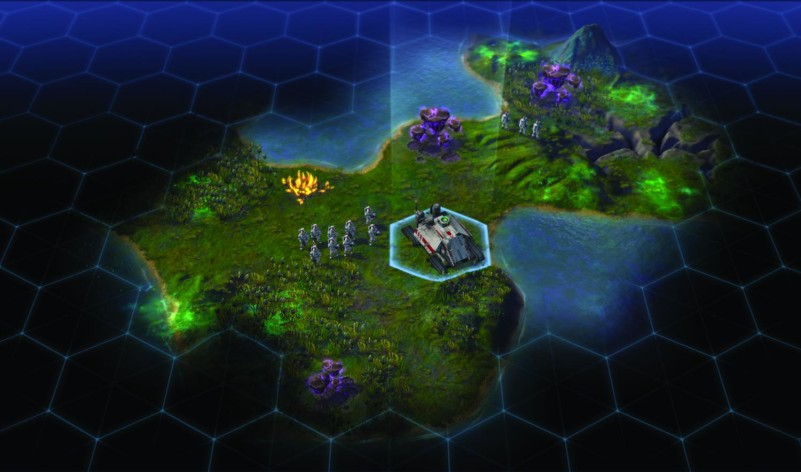 Screenshot 6 - Sid Meier's Civilization Beyond Earth - The Collection