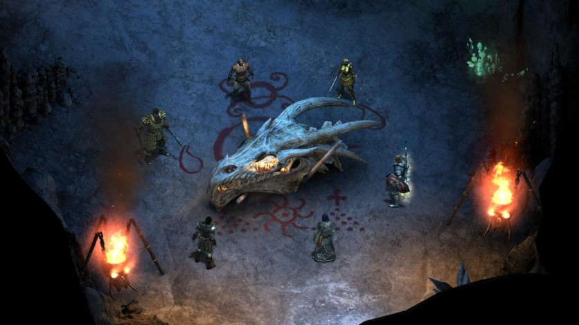 Screenshot 7 - Pillars of Eternity - The White March: Part 1