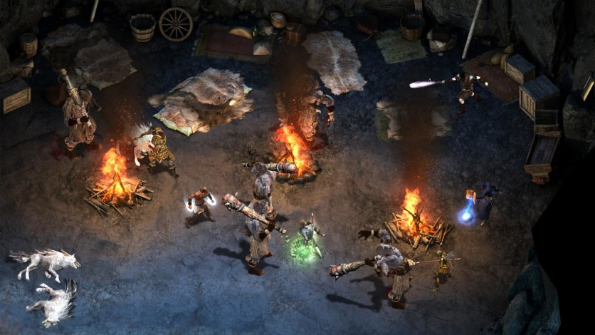 Screenshot 2 - Pillars of Eternity - The White March: Part 1