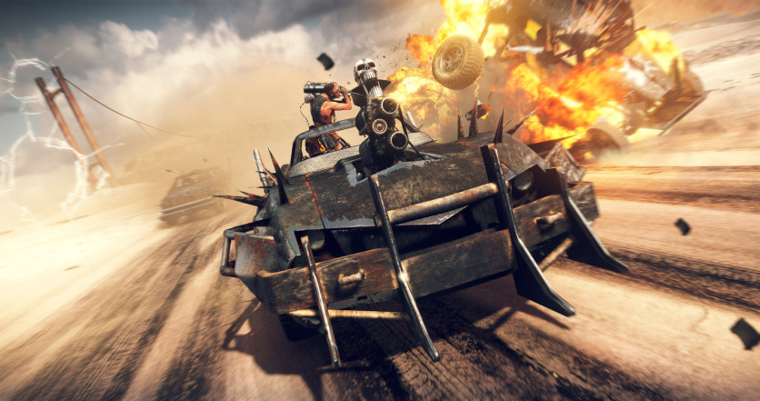 Screenshot 3 - Mad Max