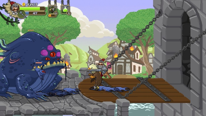 Screenshot 7 - Gryphon Knight Epic