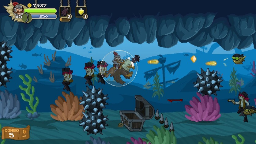 Screenshot 4 - Gryphon Knight Epic