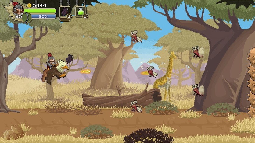 Screenshot 6 - Gryphon Knight Epic