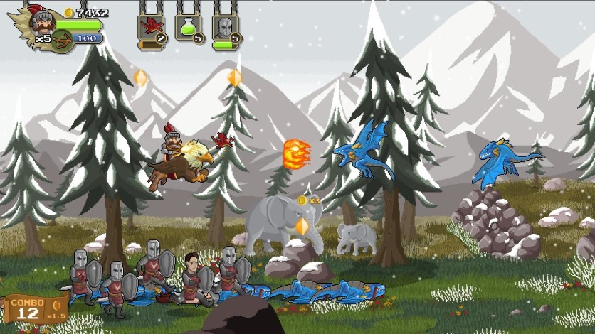 Screenshot 8 - Gryphon Knight Epic