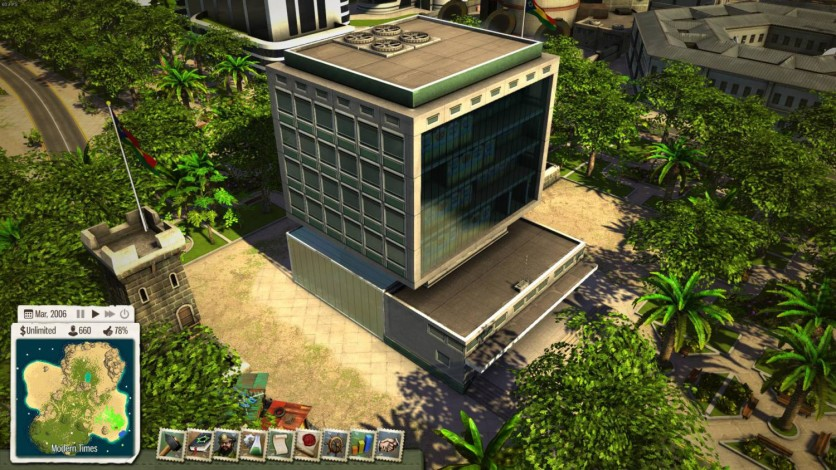 Screenshot 4 - Tropico 5: Supercomputer