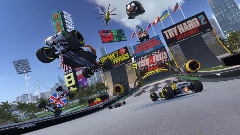 Screenshot 3 - Trackmania Turbo