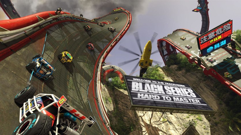 Screenshot 4 - Trackmania Turbo