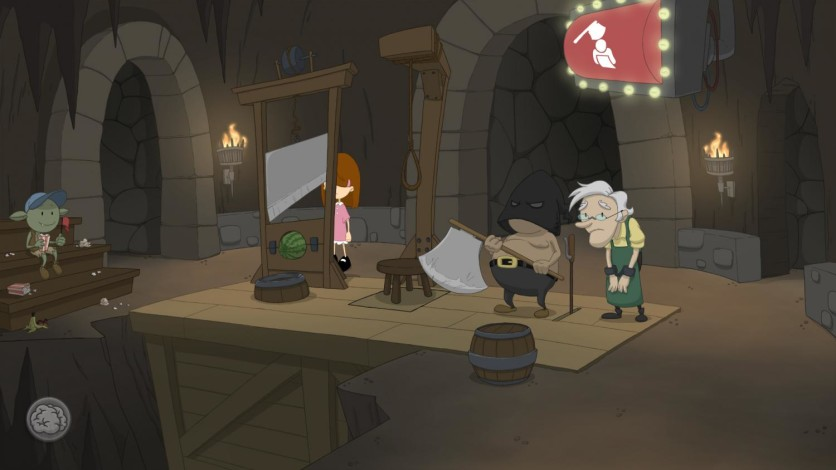Screenshot 3 - Anna's Quest