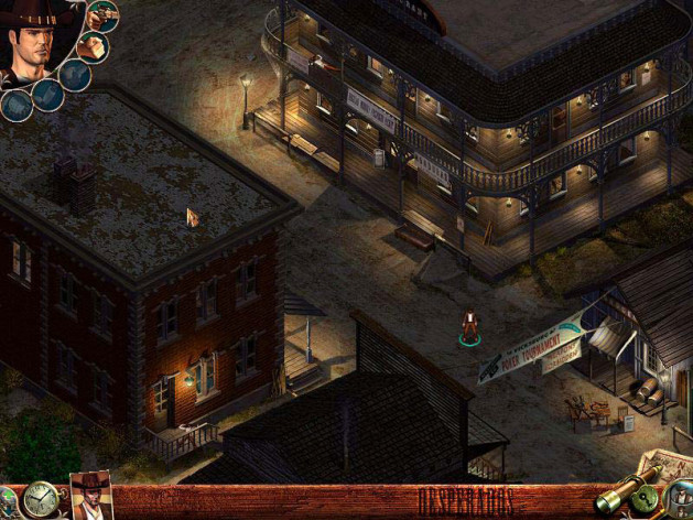 Screenshot 4 - Desperados: Wanted Dead or Alive