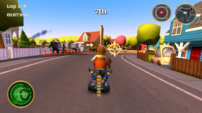 Screenshot 8 - Coffin Dodgers