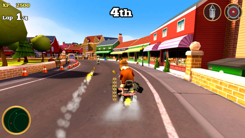Screenshot 2 - Coffin Dodgers