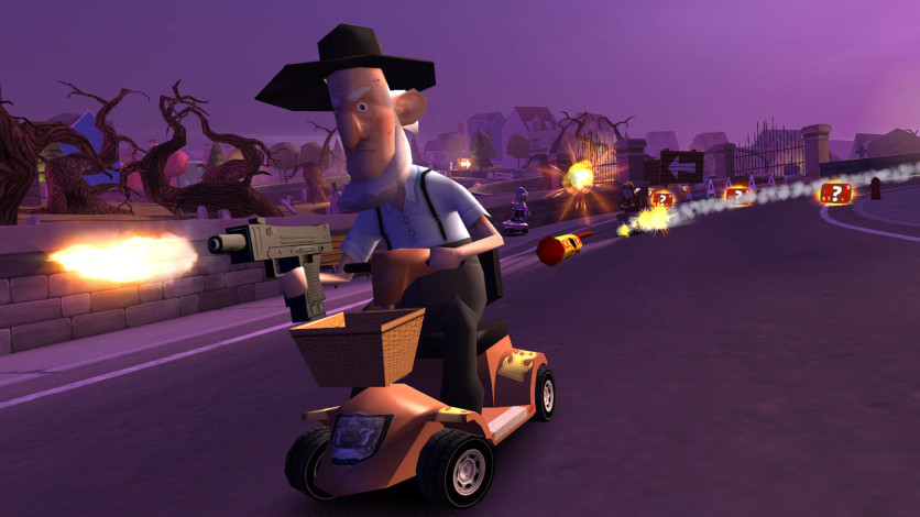 Screenshot 7 - Coffin Dodgers