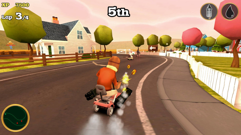 Screenshot 4 - Coffin Dodgers