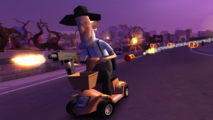 Screenshot 12 - Coffin Dodgers