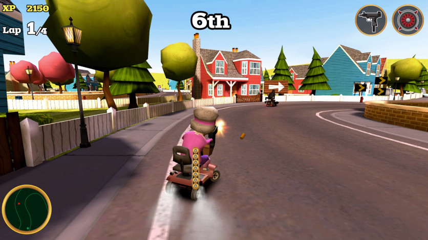 Screenshot 6 - Coffin Dodgers