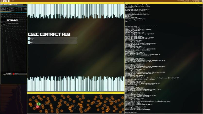 Screenshot 5 - Hacknet