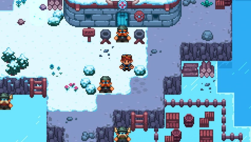 Screenshot 11 - Evoland 2
