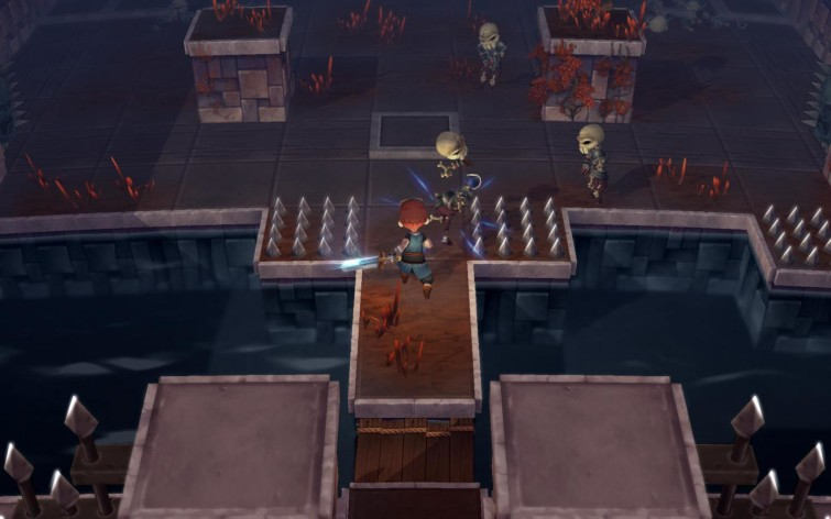 Screenshot 2 - Evoland 2