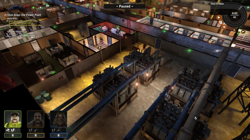 Screenshot 3 - Crookz: The Big Heist