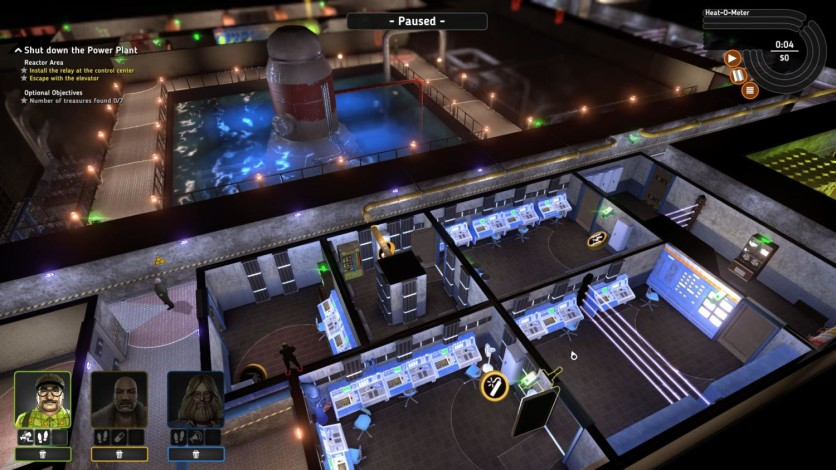 Screenshot 4 - Crookz: The Big Heist
