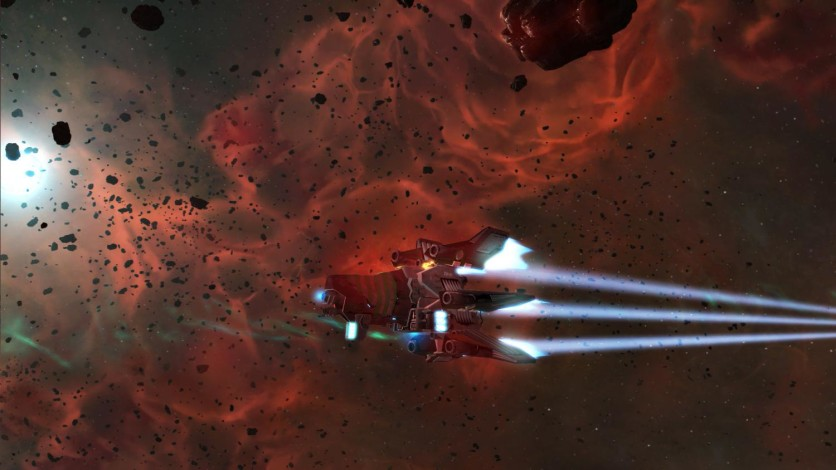 Screenshot 3 - Starpoint Gemini 2: Secrets of Aethera