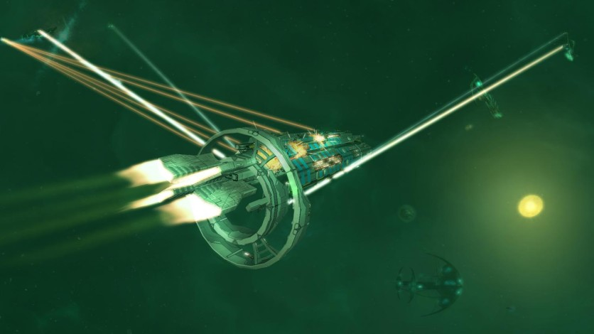 Screenshot 1 - Starpoint Gemini 2: Secrets of Aethera
