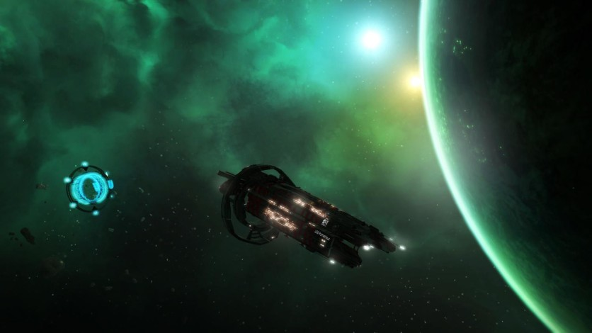 Screenshot 6 - Starpoint Gemini 2: Secrets of Aethera