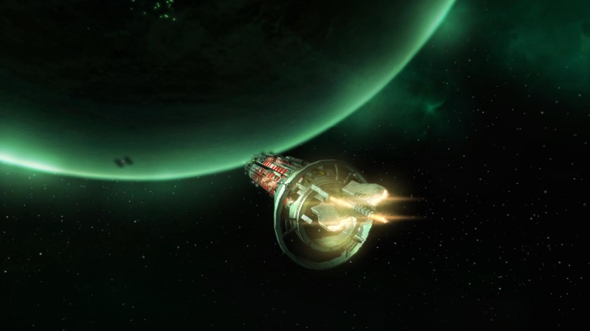 Screenshot 7 - Starpoint Gemini 2: Secrets of Aethera