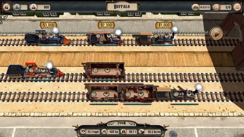 Screenshot 9 - Bounty Train: Trainium Edition