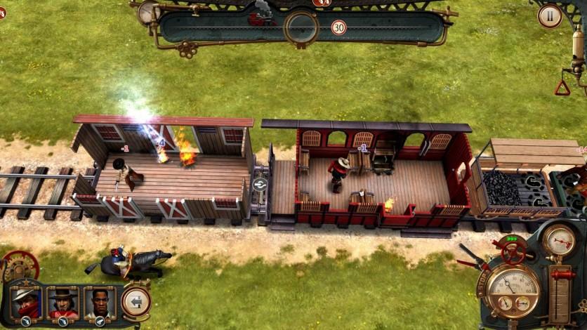Screenshot 7 - Bounty Train: Trainium Edition